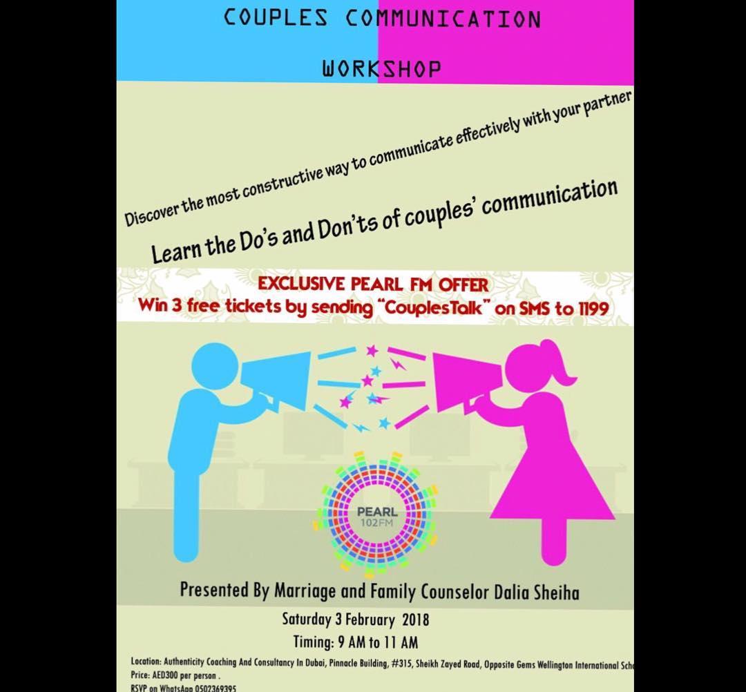 Couples Communication Workshop