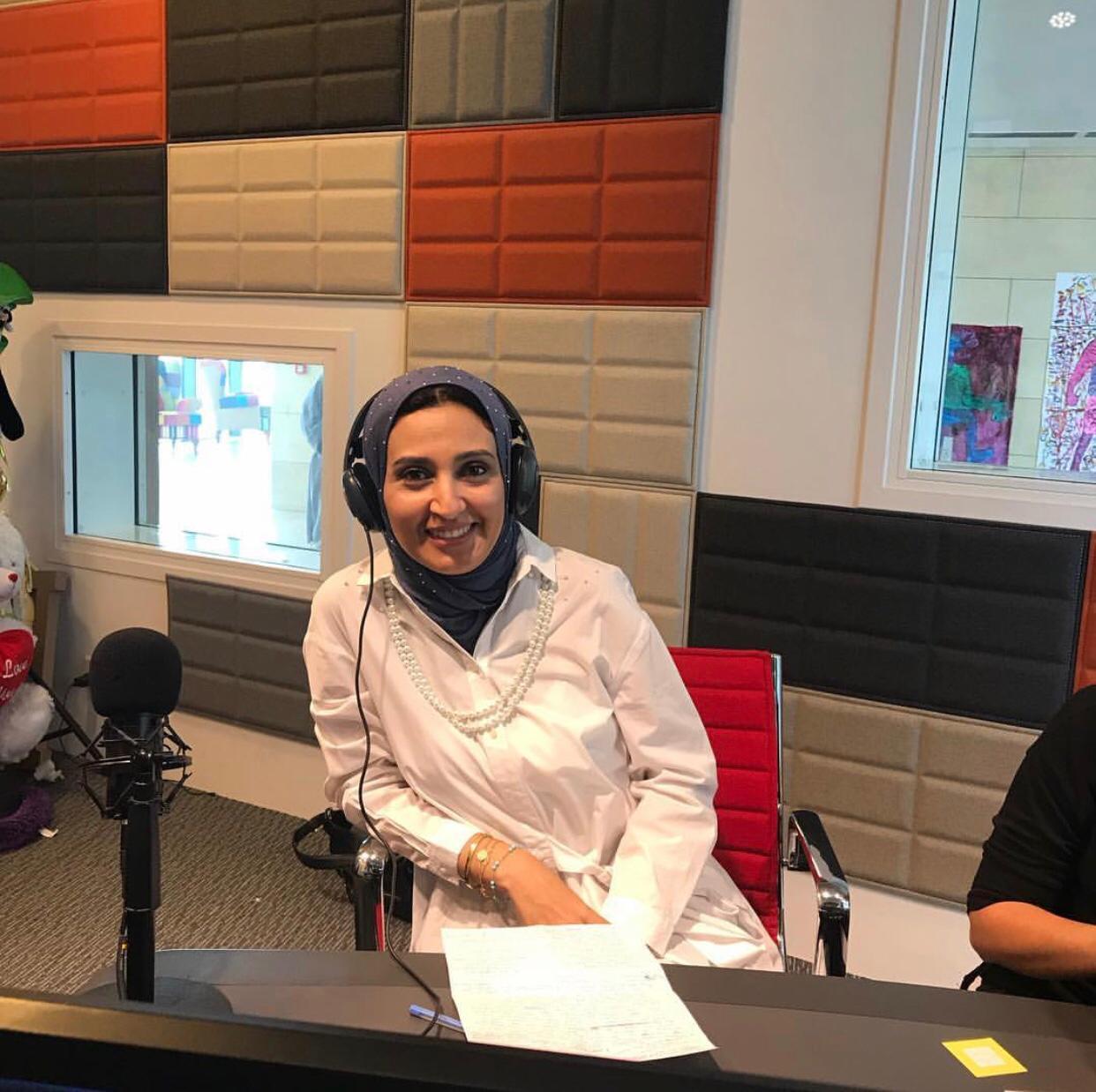 Pearl FM radio Dubai
