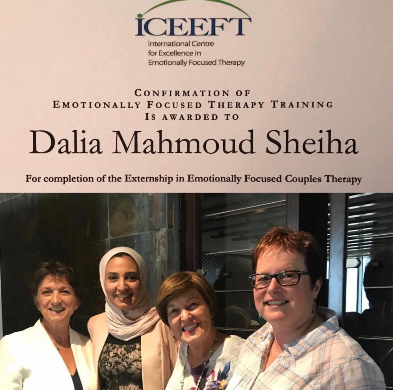 ICEEFT Certificate