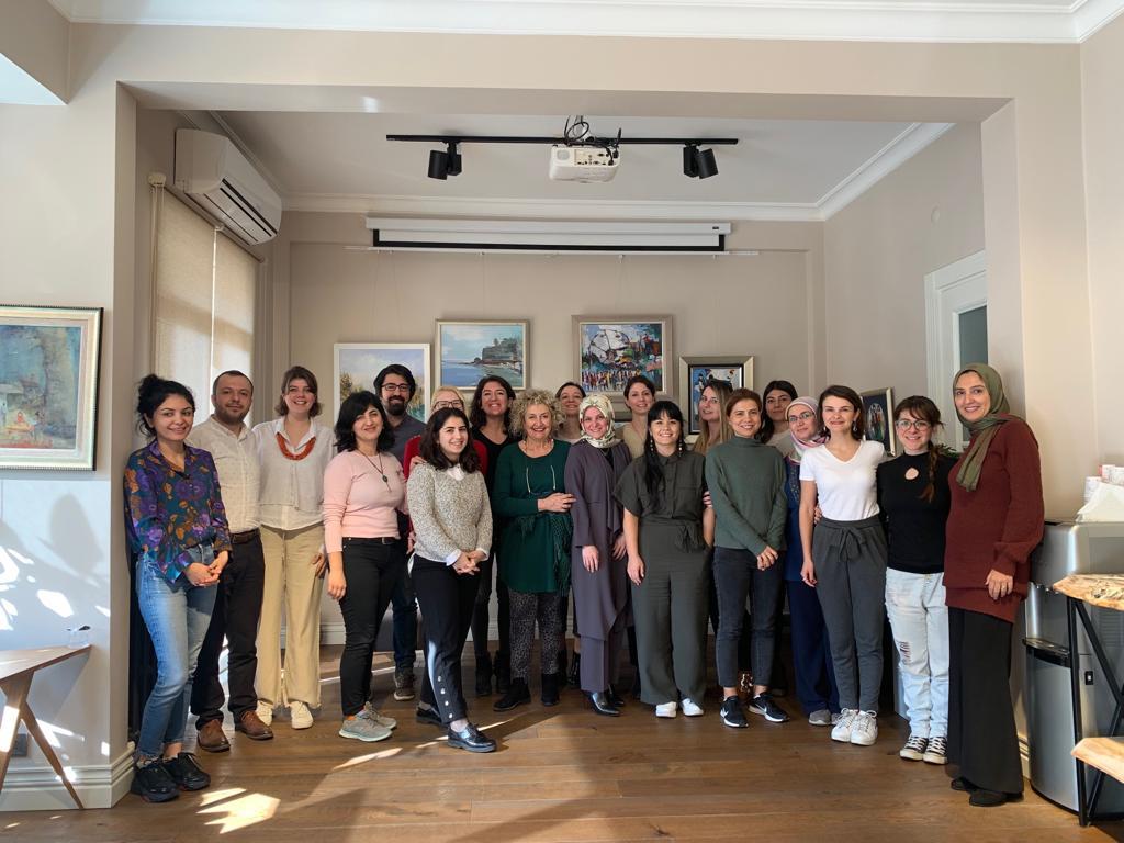 EFT core skills 3 & 4 in Turkey